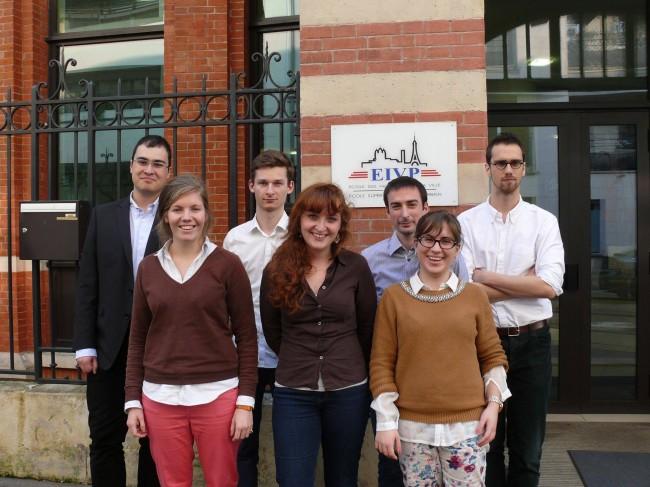 Les entreprises à la rencontre des élèves ingénieurs de l'EIVP !