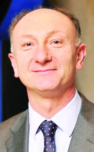 Michele Antonelli, vice-président exécutif UCB et directeur de la filiale française évoque les atouts de l'entreprise dans ce secteur de pointe.
