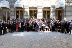 Cérémonie de clôture des G8 & G20 Youth Summits, le vendredi 4 juin 2011