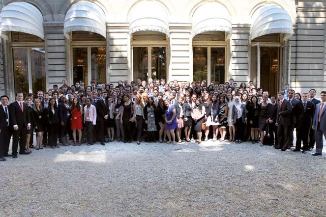 Qu'est ce que Youth Diplomacy ?