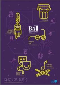 affiche du programme 2011/2012