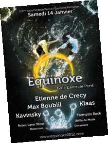 L'Equinoxe : le rendez-vous incontournable des étudiants