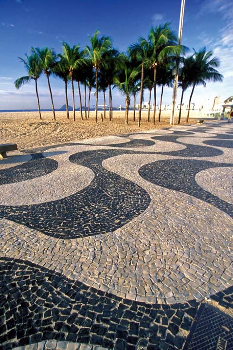 Roberto Burle Marx : un peintre architectural