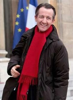 Christophe Barbier, le petit Prince de l'Express