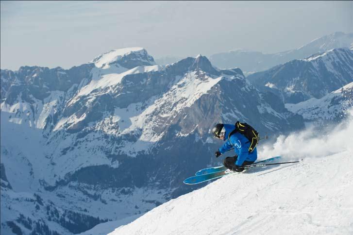 Salomon fait progresser les sports de montagne