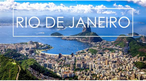 Bienvenue à Rio avec ReCube !