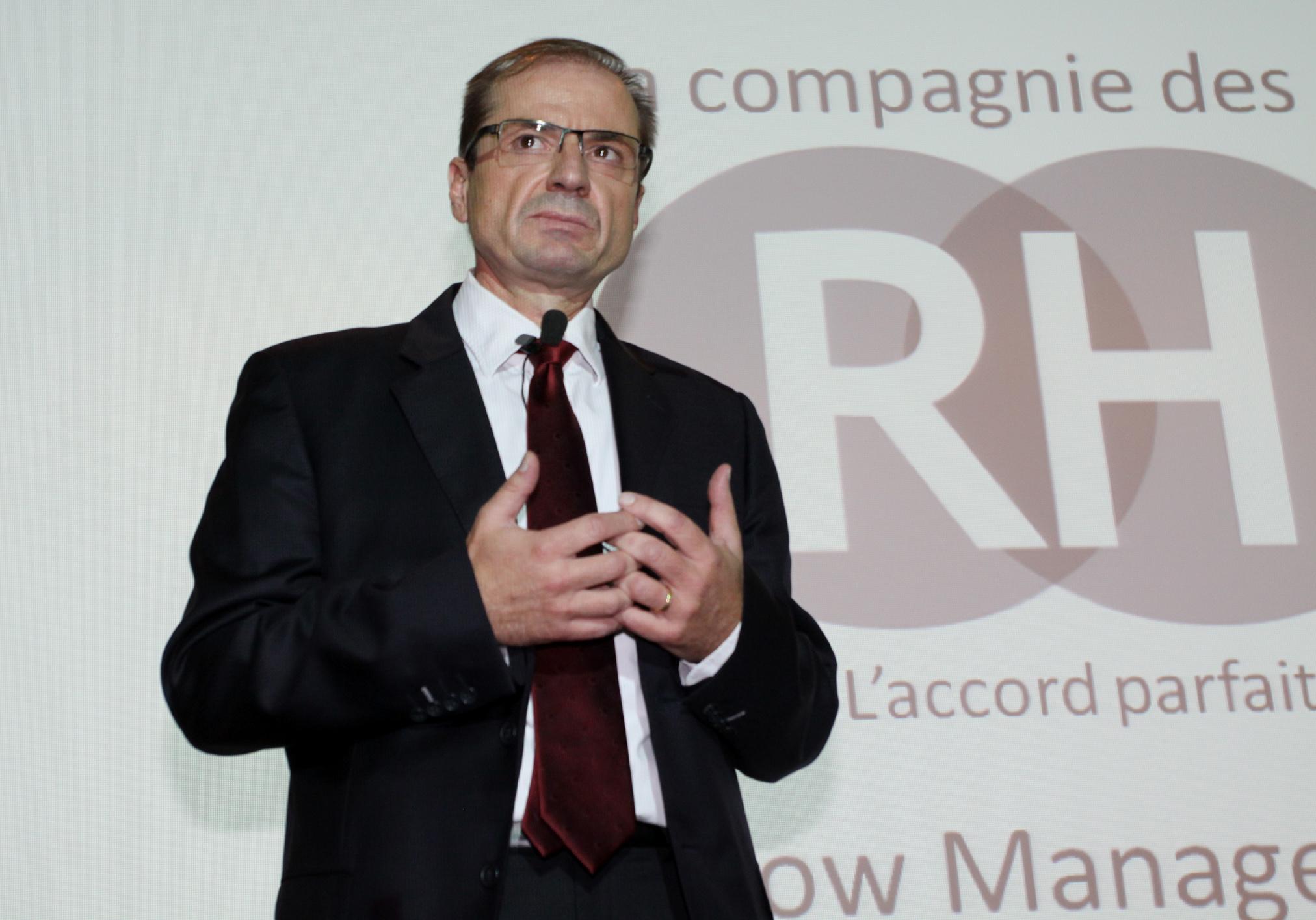Loïck Roche devient Directeur de Grenoble Ecole de Management