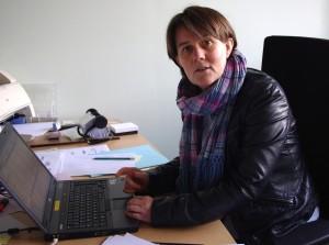 Sylvie Le Bail, ingénieure INSA, consultante en communication et professeure associée, responsable des stages et du PPI à l'INSA de Rennes.