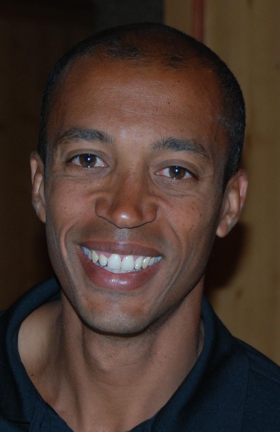 Stéphane Diagana : concilier études et sport de haut niveau
