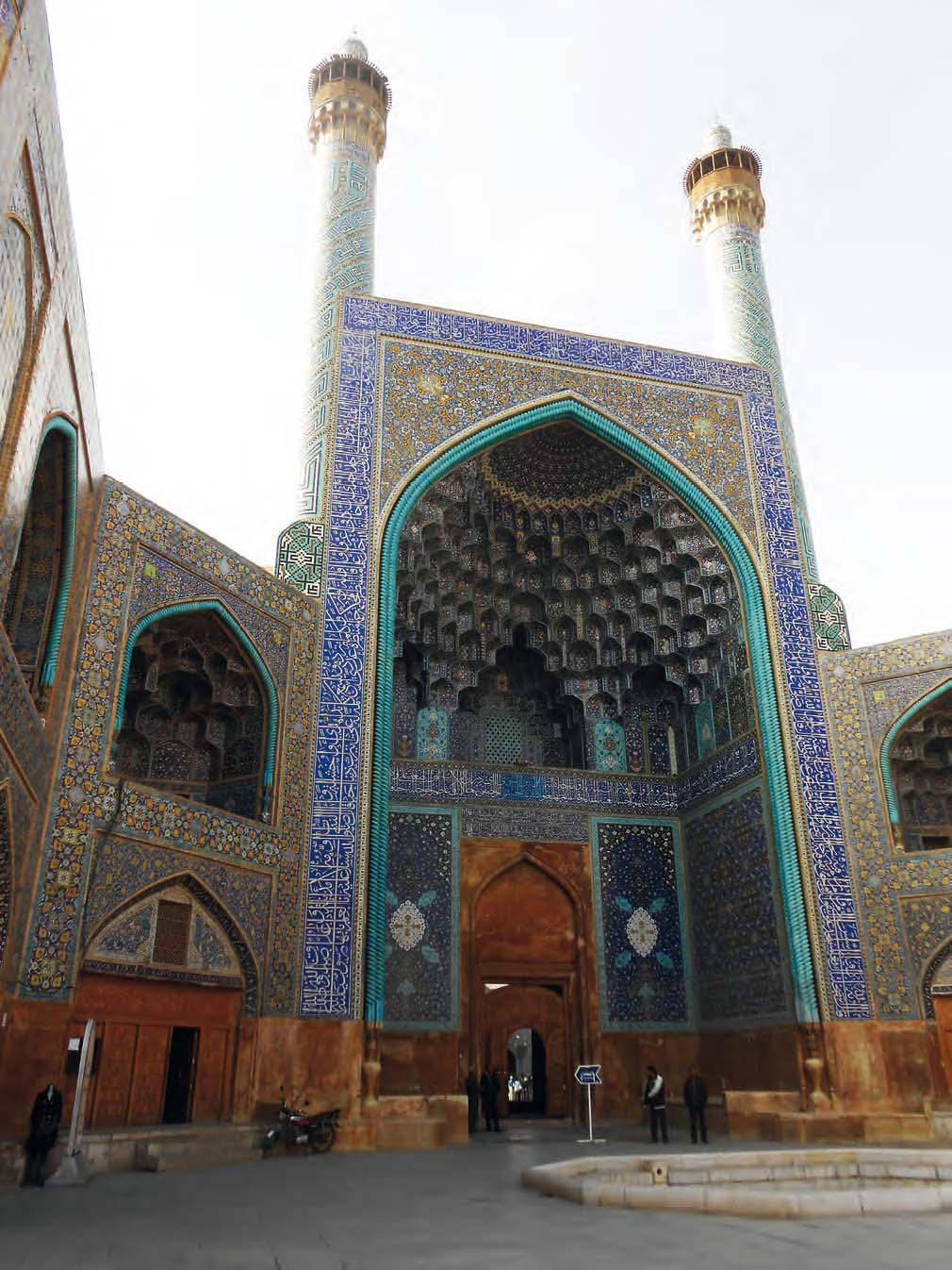 ISPAHAN, la rose de l'Iran