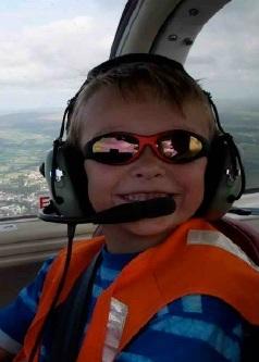 A l'occasion de ses 10 ans, l'association Rêve d'Enfance donne des ailes aux enfants malades