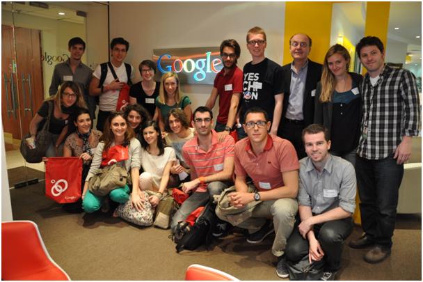 13 étudiants d'ESCP Europe découvrent l'innovation dans la SiliconValley israélienne !