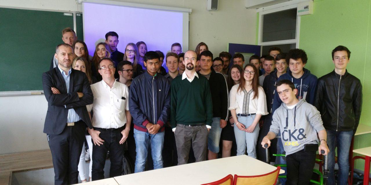 Un jeune prodige indien accueilli à Télécom Bretagne