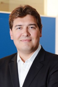 Thibault Cuny (EDHEC 98)  directeur général de Pernod Ricard Brésil