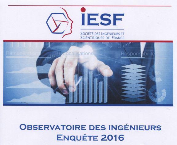 L'ingénieur au cœur de l'économie française – Zoom sur la dernière enquête d'Ingénieurs et Scientifiques de France