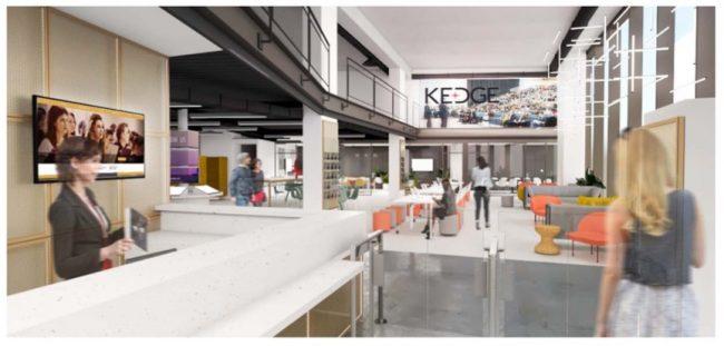 Un Mistral de nouveautés souffle sur KEDGE Business School
