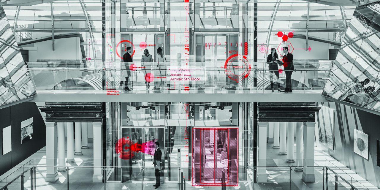 Schindler place l'innovation à tous les étages