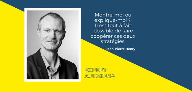 Montre-moi VS explique-moi : l'expert d'ICN business school, Jean-Pierre Henry expose les clés pour développer les compétences chez un élève