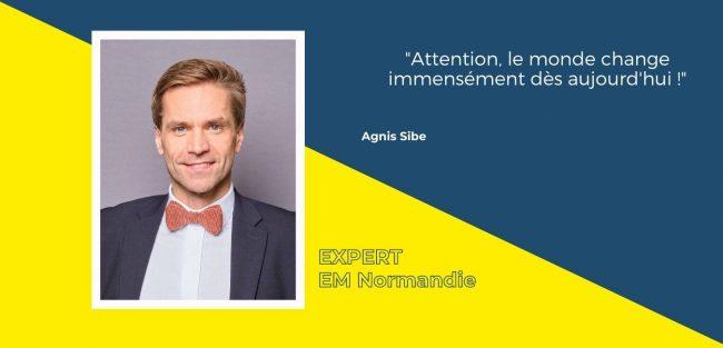 Agnis Stibe étudie comment IA et intelligence humaine se mettent au service de l'hyper-performance organisationnelle.