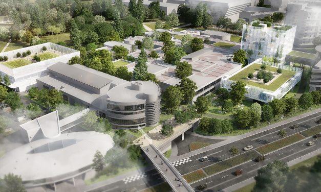 Campus 2020 : ravalement de façade pour l'ESSEC