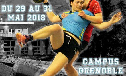 La planète handball débarque à Grenoble