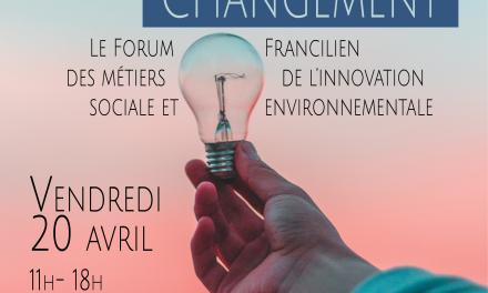 Laisse tomber ta lettre de motivation et viens au Forum Génération Changement !