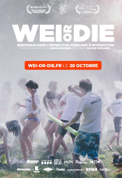 Wei or Die : le nouveau film choc des week-end d'intégration !