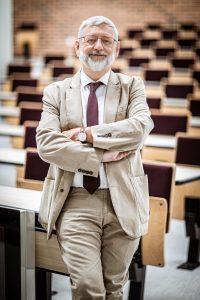Alain Schmitt, directeur d'IMT Lille-Douai, une grande école des Hauts-de-France