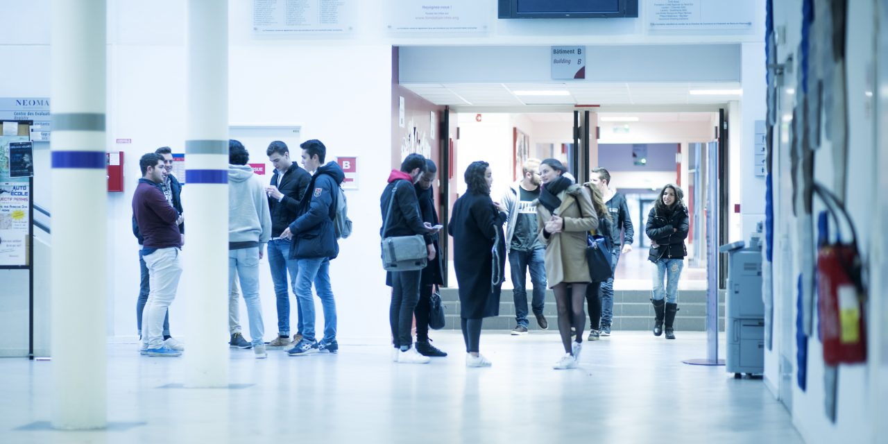 NEOMA Business School, une rentrée 2017 sous le signe de la nouveauté
