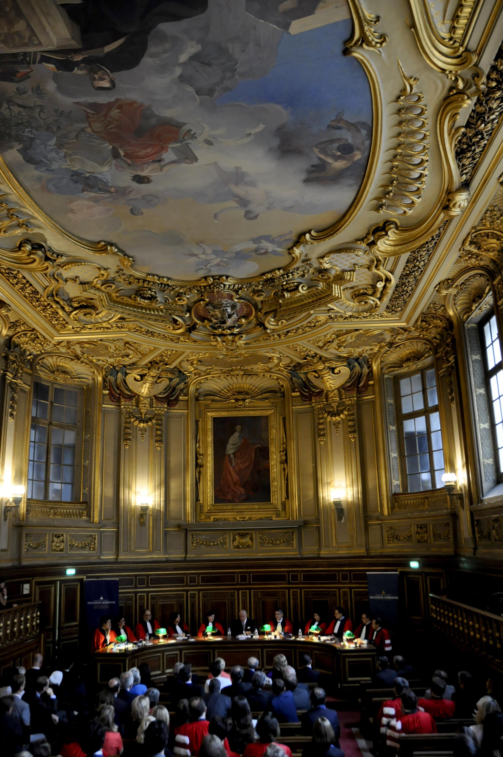 Amphithéâtre Liard Sorbonne