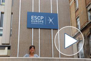 Pourquoi choisir ESCP Europe ? Une étudiante vous répond