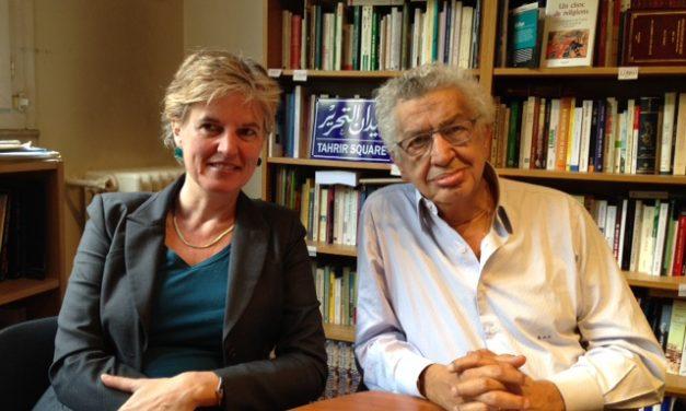 Antoine Sfeir et Claire Bourgeois, ILERI
