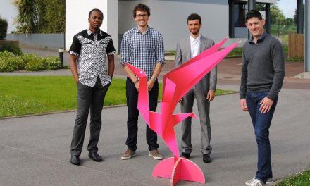 Le centre d'innovation et de valorisation ENSTA Bretagne connaît une belle croissance