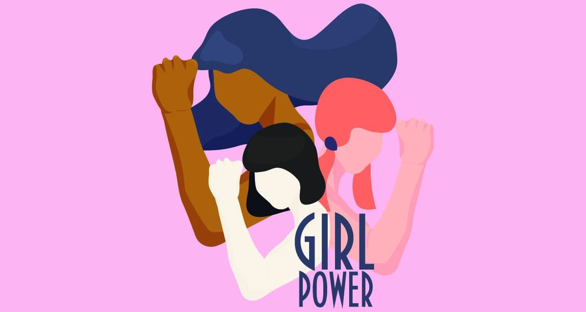 Girl power au CA