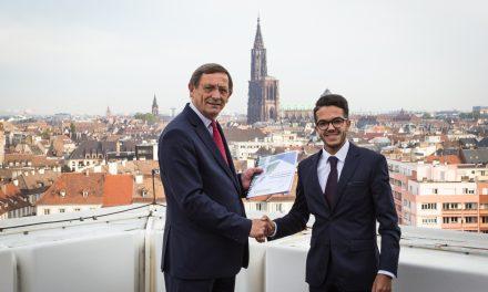 {Une JE à la Une} Europe Études, la Junior-Entreprise de l'EM Strasbourg Business School
