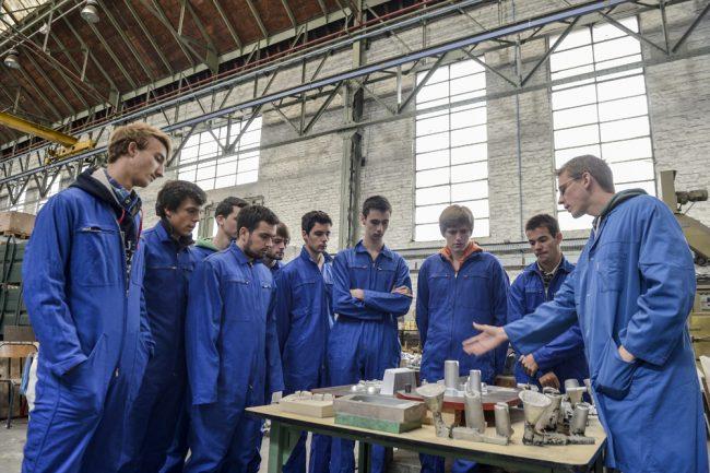 Arts et Métiers ParisTech devient un accélérateur de talents pour l'industrie du futur