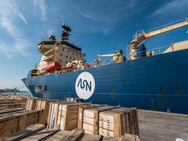 La mission d'Alcatel Submarine Networks ? Relier le monde avec ses câbles. L'interview de Patricia Fornet.
