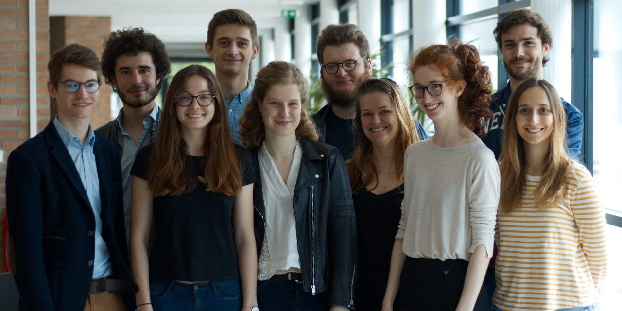 Permettre aux étudiants de networker : la mission du Forum Rencontre !