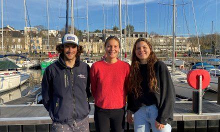 Sybille traverse l'Atlantique à la voile pour sensibiliser au cancer