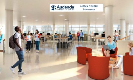 Audencia Business School lance des travaux de rénovation-extension de son site historique nantais