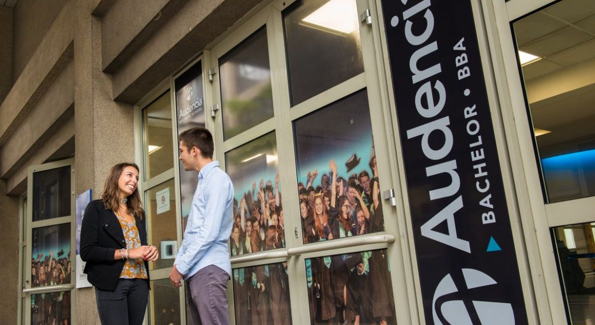 Audencia lance son propre concours d'admission au Bachelor in Management