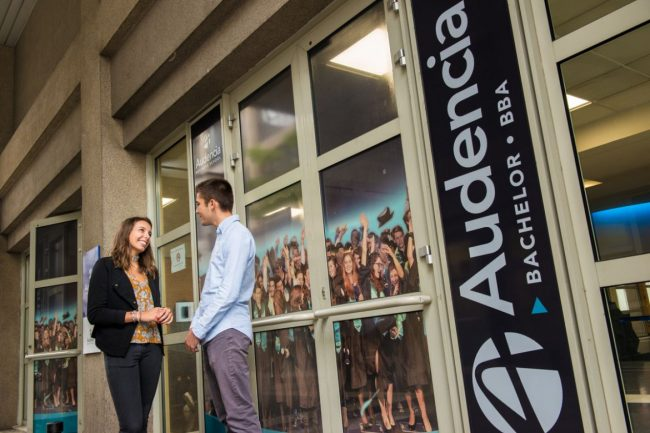 Audencia lance son propre concours d'admission au Bachelor in Management