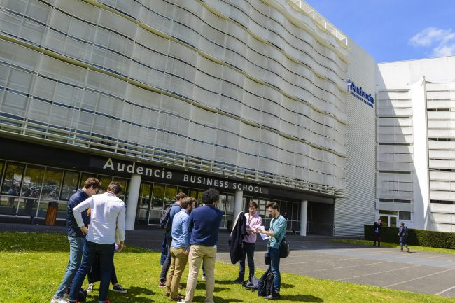 Audencia Business School, l'excellence à une échelle globale et durable