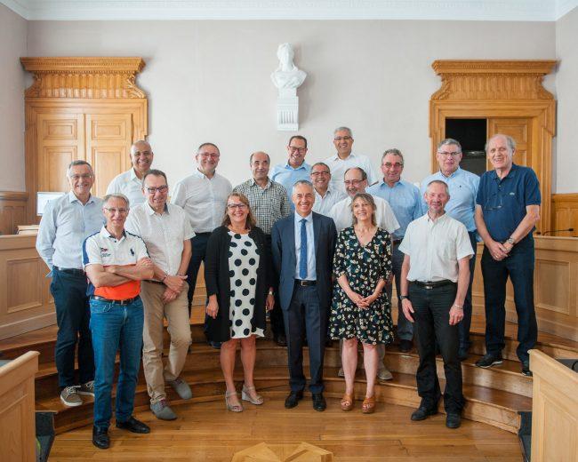AUREF : Restitution du 3e séminaire de l'Alliance des Universités de Recherche et de Formation qui s'est tenu à Annecy
