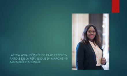 Rencontre exclusive avec  Laetitia Avia, femme politique (LaRem) engagée