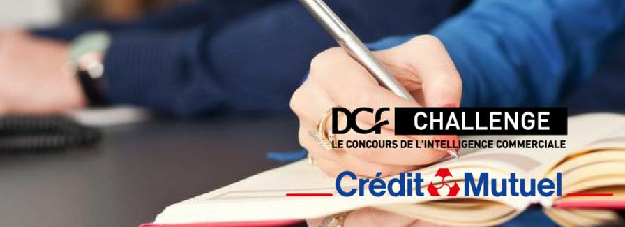L'Association des Dirigeants commerciaux de France lance DCF Challenge, la nouvelle formule de son concours destiné aux étudiants