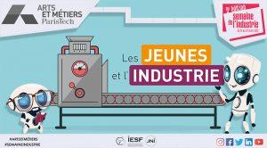 Baromètre « Les jeunes et l'industrie » : Arts et Métiers se mobilise pour accompagner les jeunes qui croient en l'industrie