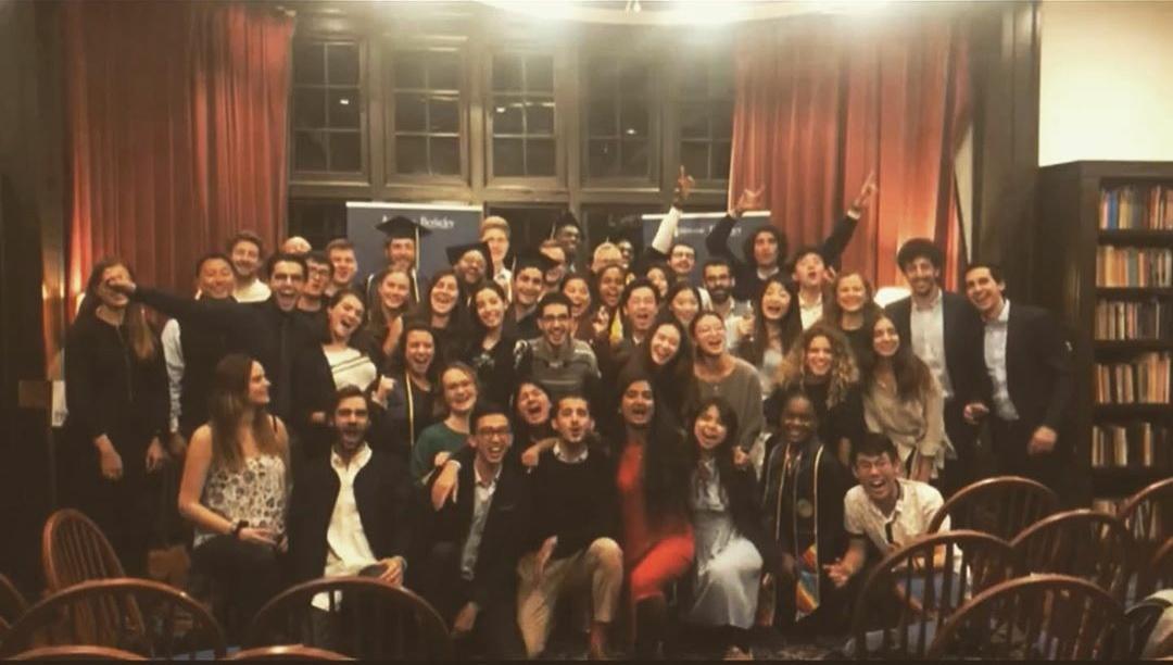 La Collider Cup : une consécration à UC Berkeley pour les « Entrepreneurs sans Frontières » de NEOMA Business School