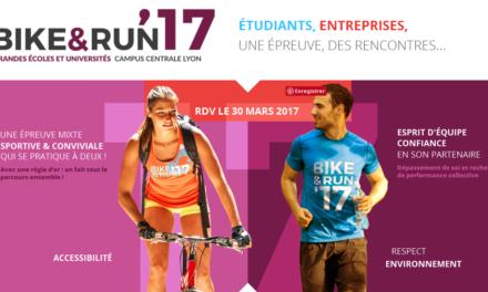 Avec la Bike & Run Grandes Écoles et Universités, courez avec votre futur collègue !