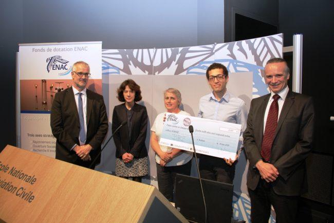 Le GIFAS devient mécène de l'ENAC pour soutenir les échanges internationaux de l'Ecole